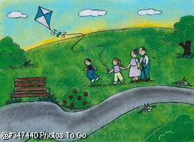 Illustration: Go fly a kite